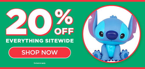 Offer 20% off everything sitewide Featuring Home Decor - Shop Now!