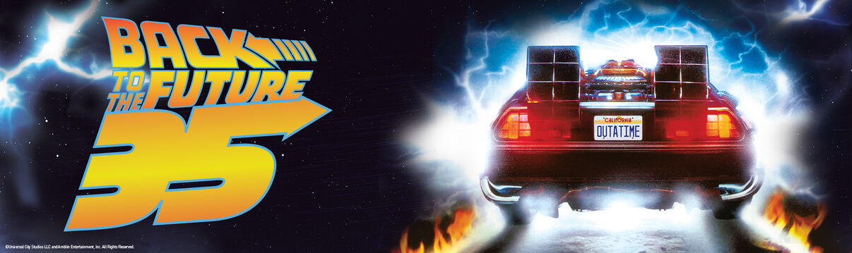 Back To The Future - Shop Now!