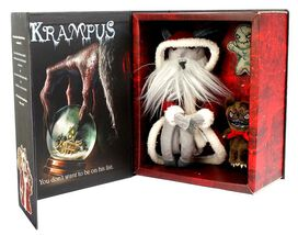 Krampus On the Mantle Deluxe