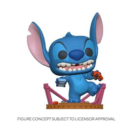 Funko Pop! Disney: Lilo & Stitch - Monster Stitch